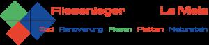 Fliesenleger La Mela Logo