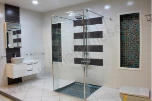Fliesenleger Filderstadt begehbare Dusche